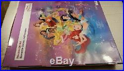 NEW DISNEY Store Princess Gift Set Collection 11 Dolls + Snow White accesories