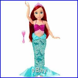 NEW Disney Little Mermaid Princess 32 Poseable My Size Doll ARIEL
