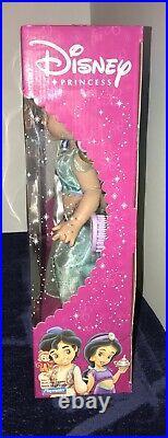 NEW Disney Little Princess Best Friends Jasmine and Prince Aladdin 15 dolls