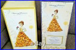 NEW Disney Princess Designer Limited Edition Belle Doll LE Beauty & Beast