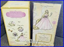 NEW Disney Princess Designer Limited Edition Rapunzel Doll LE Tangled
