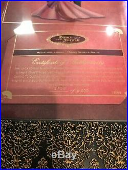 NEW Disney Store Collection Princess MULAN Prince LI SHANG BARBIE DOLL