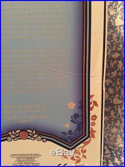 NEW Disney Store Snow White Limited LE 17 Doll 80th Rags Princess NIB HTF RARE