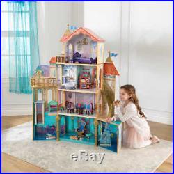 NEW KidKraft Disney Princess Ariel Undersea Mansion Kingdom Dollhouse Doll House