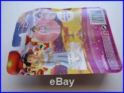NEW Polly Pocket JASMINE Glitter Precious Princess Disney Mattel RARE NIB NIP