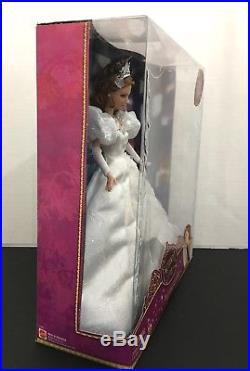 NIB 2007 Disney Enchanted Fairytale Wedding Princess Giselle Doll Amy Adams