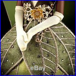 NIB Disney Princess Tiana & Naveen Fairytale Designer Limited Edition Doll Set