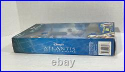 New 2000 Disney's Atlantis The Lost Empire Crystal Princess Kida Doll Figure