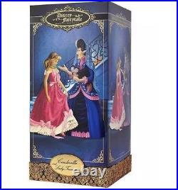 New Disney Cinderella Lady Tremaine Fairytale Designer Limited Edition Doll