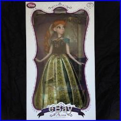 New Disney Limited Edition Dolls Frozen Coronation Anna