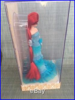 New Disney Princess Designer Collection Ariel Collector Doll. Never Opened #3307