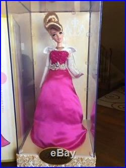 New Disney Princess Designer Collection Aurora Collector Doll Limited Edition
