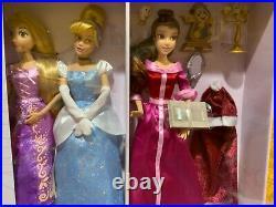 New Disney Princess Gift Set 11 Full Size Dolls 2020
