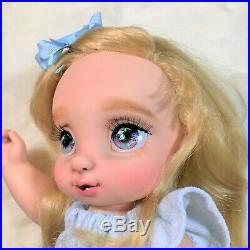 OOAK REPAINT CUSTOM DOLL Disney Animators Baby Princess Aurora Sleeping Beauty