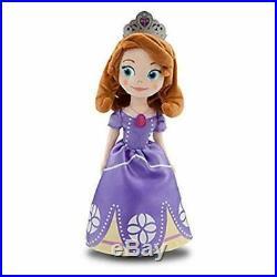 Official Disney Sofia Plush 13 Sofia the First Once Upon a Princess