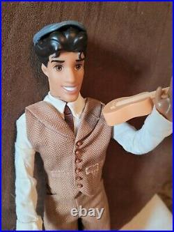 Ooak Disney Naveen Princess and Frog Ken Prince Doll Barbie Monster Bratz Ever