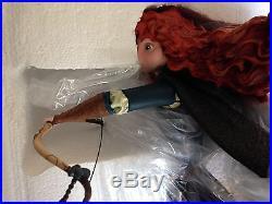 PIXAR Disney Limited Edition of 2500 Brave Princess Merida Figure Doll Statue