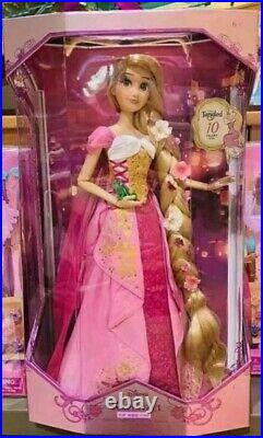 PREORDER Disney Princess Doll Tangled 10th Anniversary Rapunzel Doll LE LIMITED