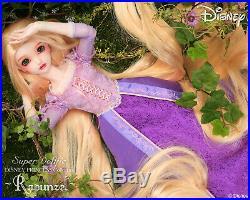 PSL VOLKS Super Dollfie DISNEY PRINCESS Collection Rapunzel DD Doll