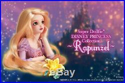 PSL VOLKS Super Dollfie DISNEY PRINCESS Collection Rapunzel DD Doll NEW