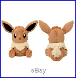 Pokemon Center Original Big Plush Doll Life-Size Eevee Fluffy withOfficial Tag