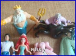 Polly Pocket Disney Princess Ariel, Prince & Mermaid Sisters Little Mermaid #4
