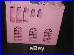 Polly Pocket Disney Princess Castle Little Mermaid Huge Toy Lot