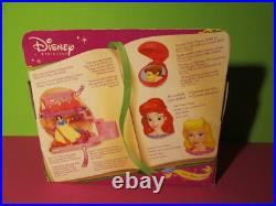 Polly Pocket NEU Disney Princess Schneewittchen Snow White Portrait OVP NEW
