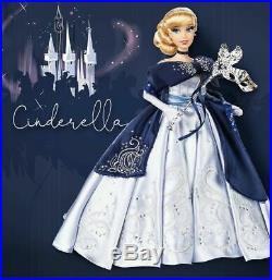 Preorder Disney Masquerade Princess Cinderella Limited Edition Doll Le Figure