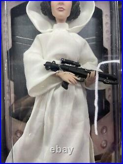 Princess Leia Star Wars Limited Edition Doll 2015 D23 Expo Disney Store BNIB