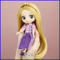 Q posket Doll Disney Princess Rapunzel 20 cm figure limited JAPAN
