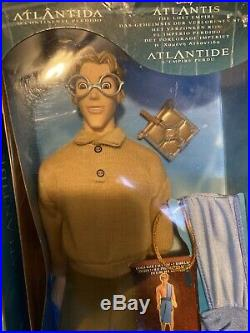 RARE Princess Kida Doll Disney The Lost Empire Atlantis Mint In Box Barbie
