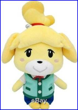 REAL Little Buddy 1307 Animal Crossing New Leaf 8 Isabelle Plush Doll Toy