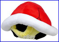 REAL Little Buddy 1399 Super Mario Series Plush Doll Red Koopa Shell Pillow