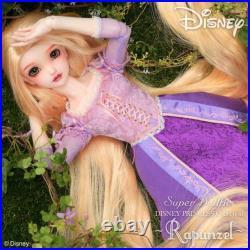 Rapunzel Super Dollfie DISNEY PRINCESS Collection DD Doll VOLKS Tangled New
