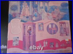 Rapunzel Tangled Tower Castle Disney Playset Princess Barbie Dollhouse