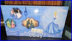 Rare Disney Princess Cinderella Mini 5 Doll Set Step Sisters