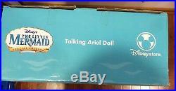 Rare Life Size Special Edition Disney Talking Ariel Doll