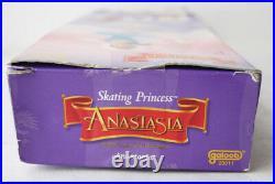 Rare Vintage 1997 Anastasia Skating Princess Doll Galoob New Sealed