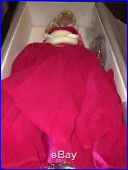 Robert Tonner Disney Princess Collection Princess Aurora Doll LE1000 RARE