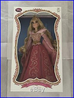 Sleeping Beauty 17 Princess Aurora Limited Edition 5000 Doll Disney BRAND NEW