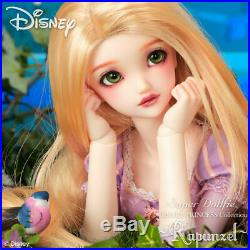 Super Dollfie DISNEY PRINCESS Collection Rapunzel DD Doll VOLKS