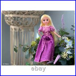 TAKARA Precious Collection Disney Princess Rapunzel doll PSL JAPAN limited F/S