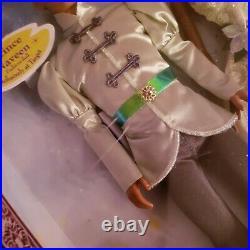The Princess And Frog Princess Tiana & Prince Naveen Doll Wedding Gift Set