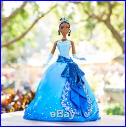Tiana Limited Edition Doll The Princess and the Frog 10th Anniversary 17'' New