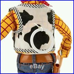 Toy Story 4 TALKING toys dolls Woody, Bo Peep Buzz FORKY figures LOT OF 4 DISNEY