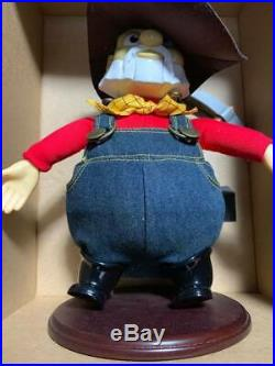 Toy Story Prospector Figure Doll Roundup Rare Young Epoch vintage Japan NEW