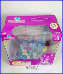 Trendmasters Starcastles Sleeping Beauty Disney Princess Castle Polly Pocket New