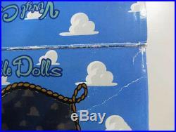VCD Sid Toy Story Vinyl Collectible Dolls Disney Pixar Medicom Toy Used F/S