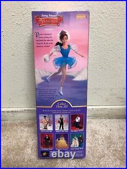Vintage 1997 Anastasia Skating Princess Doll (rare)